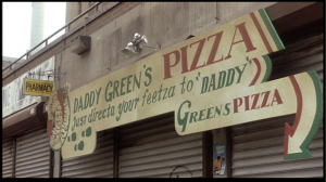Just Directa your feetza to Daddy Green's Pizza