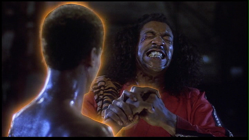 Shonuff vs Bruce Leroy Who's the Master