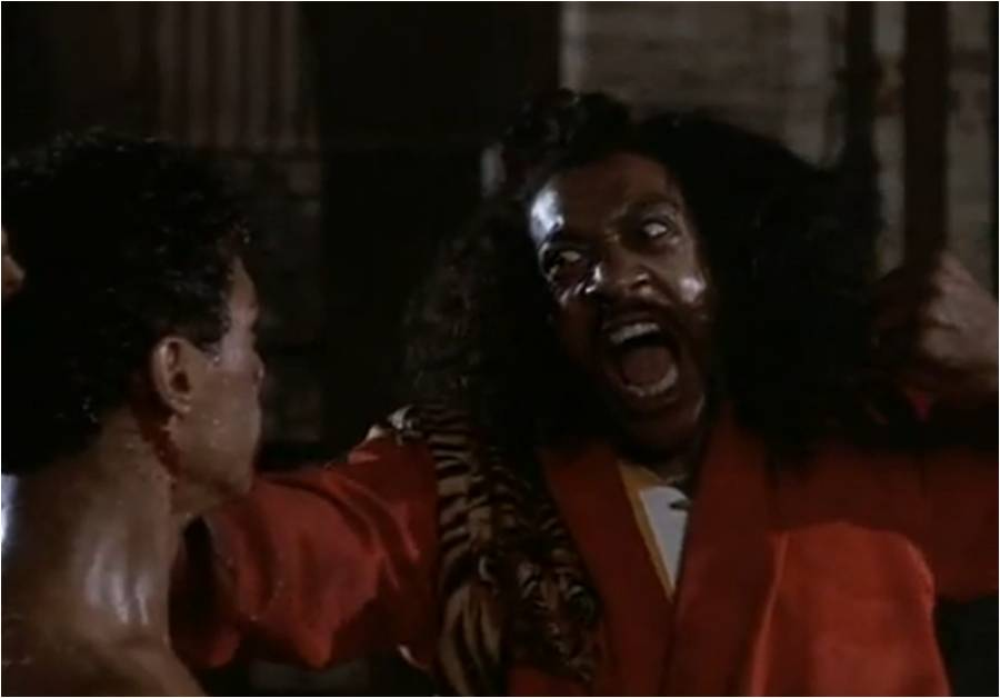 Sho'nuff:  Who's the Master?