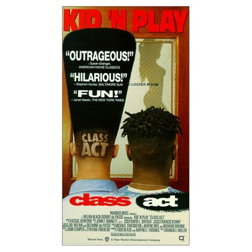 Class Act with Kid n Play