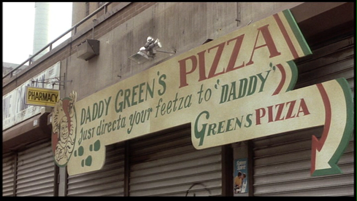 Daddy Green's Pizza Harlem