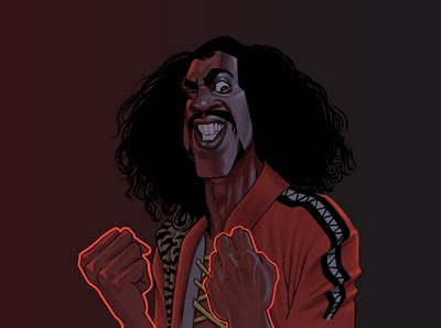 Sho Nuff Final Artwork by Matt Zart