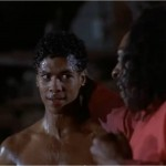 Alright Leroy Who is the one and only master - The Last Dragon