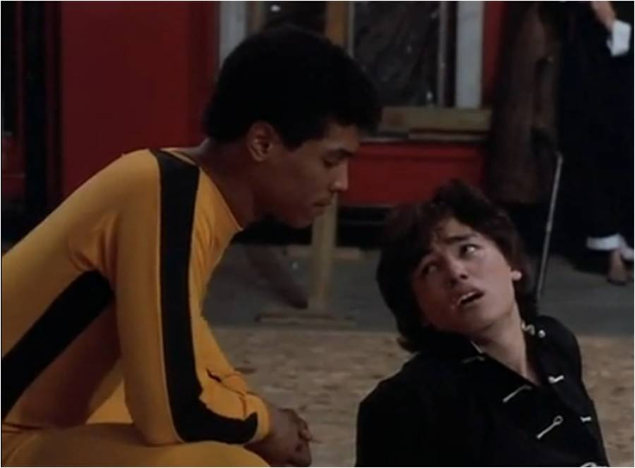 one must go to the heart of danger - Bruce Leroy - The Last Dragon