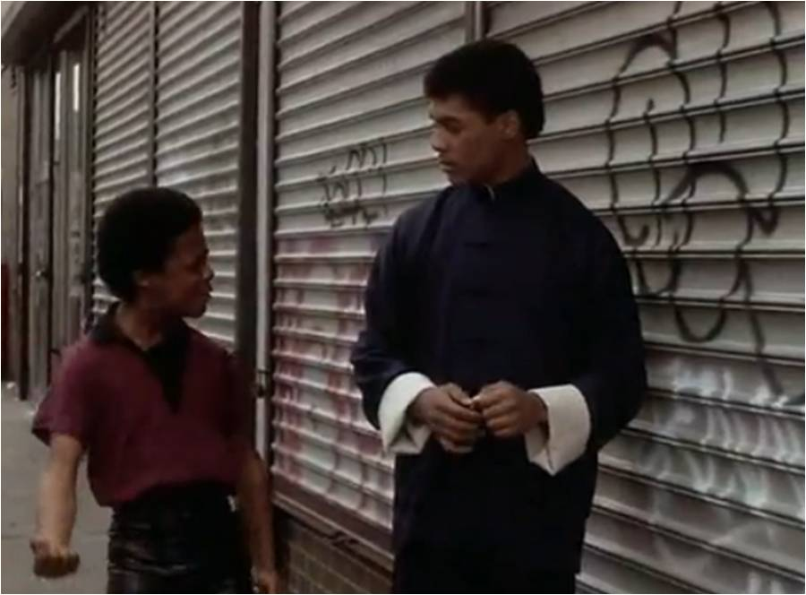 You Gotta Know The moves Leo Obrien The Last Dragon
