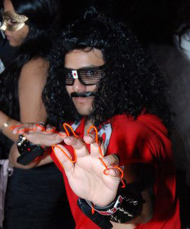 @mauro_balcazar as Shonuff from The Last Dragon