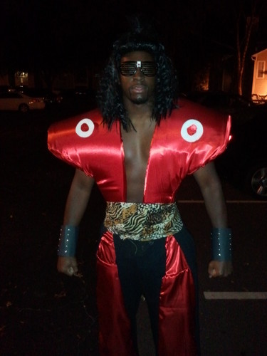 @Gladiator1906 Shonuff Costume