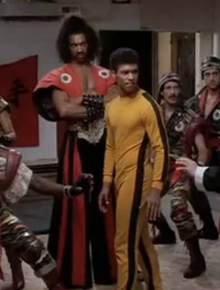 Sho'nuff and Bruce Leroy - Leroy's Do Jo - The Last Dragon