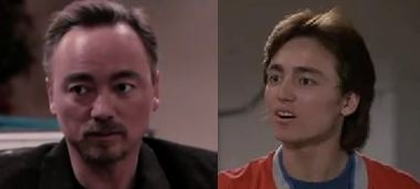 Glen Eaton now 2012 and Johnny Yu in The Last Dragon 1985