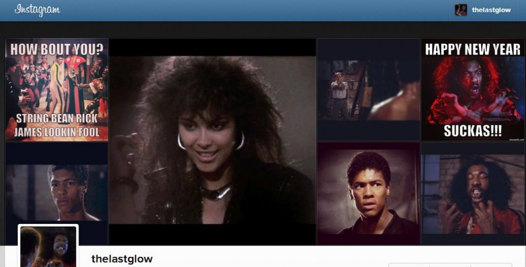 @TheLastGlow The Last Dragon Tribute on Instagram