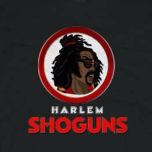 The Harlem Shoguns - Tribute to The Last Dragon's Sho'nuff  Tee