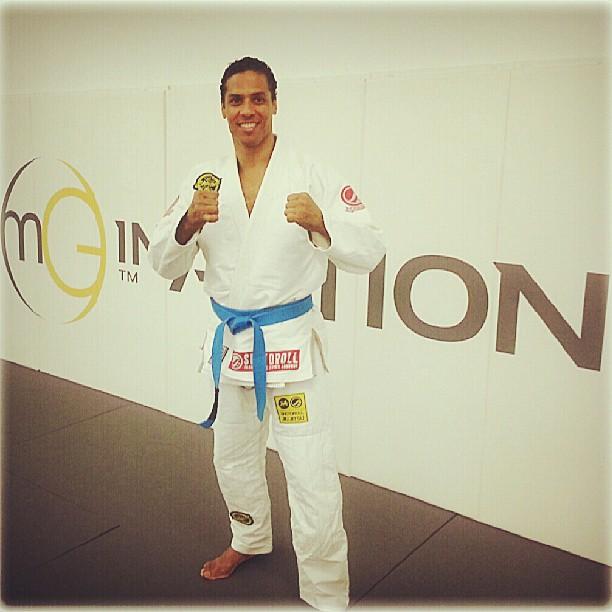Taimak 2013 Brazilian Jiujitsu Blue Belt