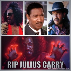 5 years since the Death of Julius Carry aka Sho'nuff from The Last Dragon