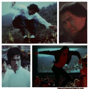 The Last Dragon Radio Smasher vs Bruce Lee O'Hara Smash