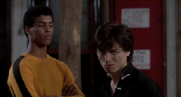 13 Homages To Bruce Lee In Berry Gordy S The Last Dragon The Last Dragon Tribute