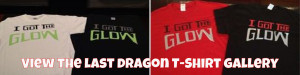 The Last Dragon Tribute T-Shirt Gallery