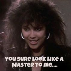 You Sure Look Like a Master to Me - Vanity - The Last Dragon