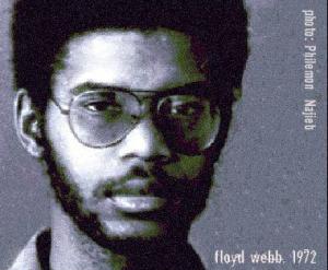 Filmmaker Floyd Webb 1972