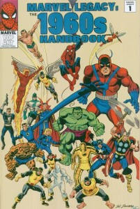 Marvel Legacy The 1960s Handbook