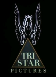 Tri Star Old School Pegasus Logo