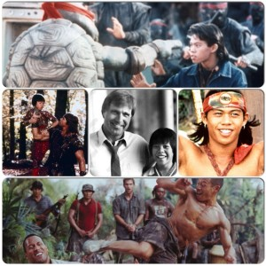 Ernie Reyes Filmography Image Collage