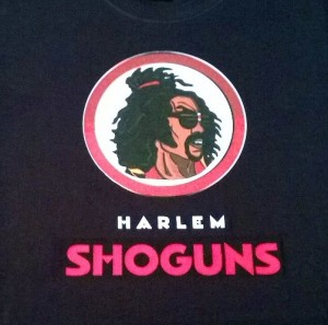 Sho'nuff Harlem Shoguns T-Shirt - The Last Dragon Tribute