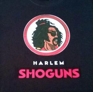 Sho'nuff Harlem Shoguns T-Shirt - The Last Dragon Tribute