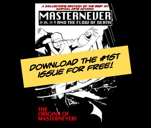 Free Comic Book Day - Download First Issue of Masternever