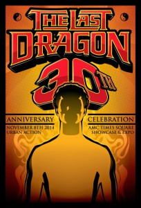 The Last Dragon 30th Anniversary Celebration Poster