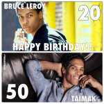 Taimak Guarriello 50th Birthday June 27 2014