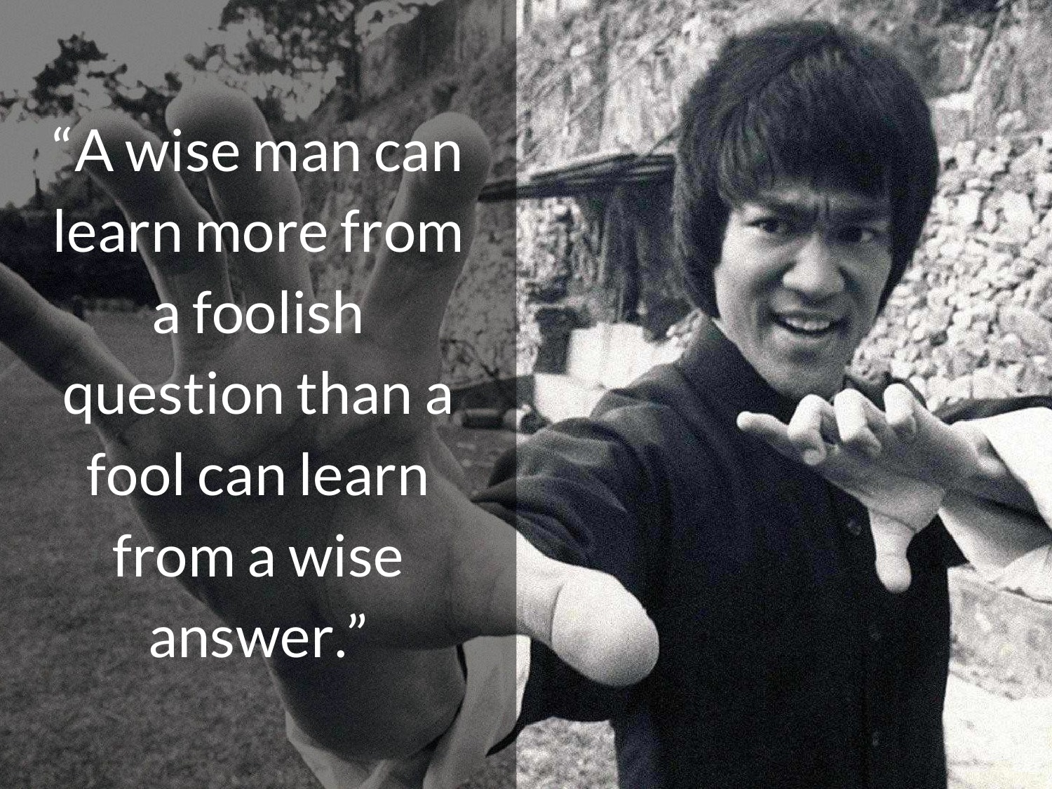 Image result for bruce lee teachings