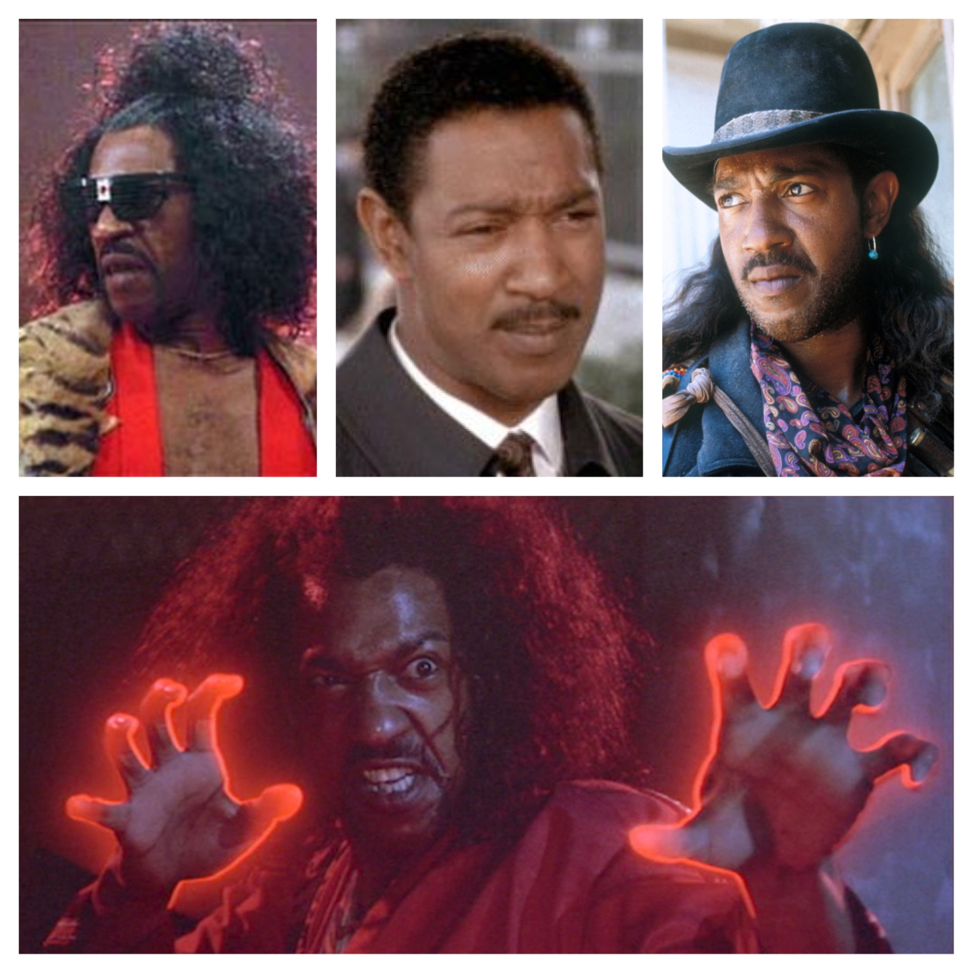 Memories Of Julius Carry From The Cast Of The Last Dragon