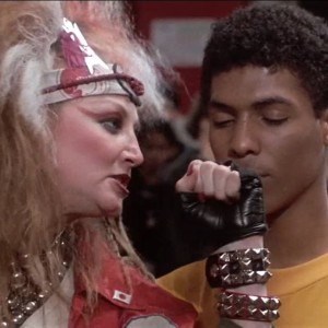 Lisa Loving Dalton  - Hows about a kiss on my Fist - The Last Dragon