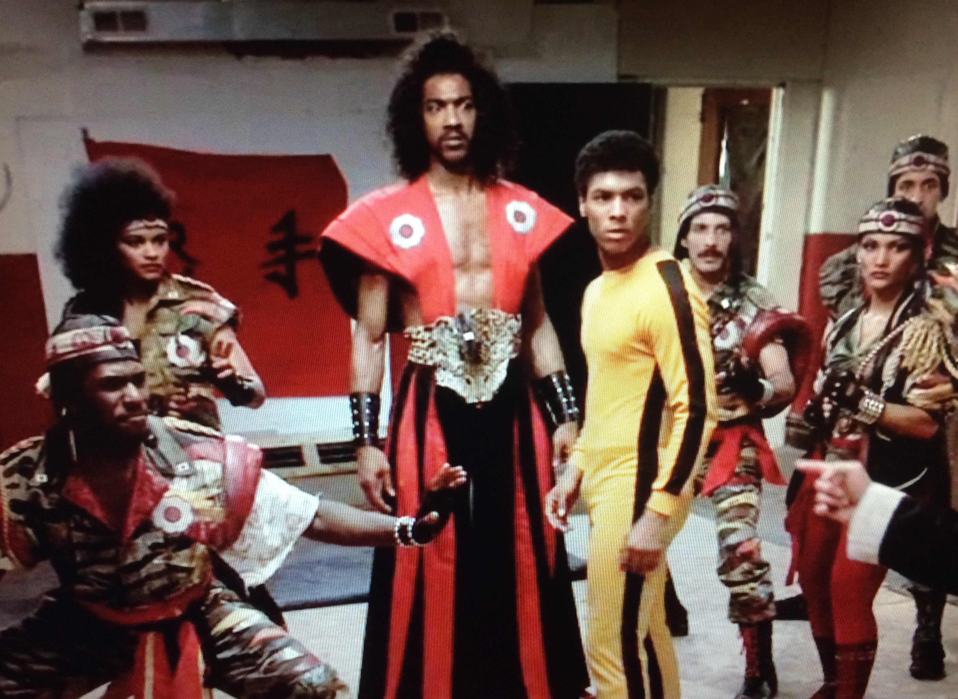 Memories Of Julius Carry From The Cast Of The Last Dragon The