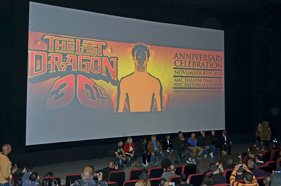 The Last Dragon 30th Anniversary Screening QandA - 2014 Urban Action Showcase