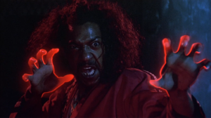 Sho'nuff iconic Red Glow The Last Dragon