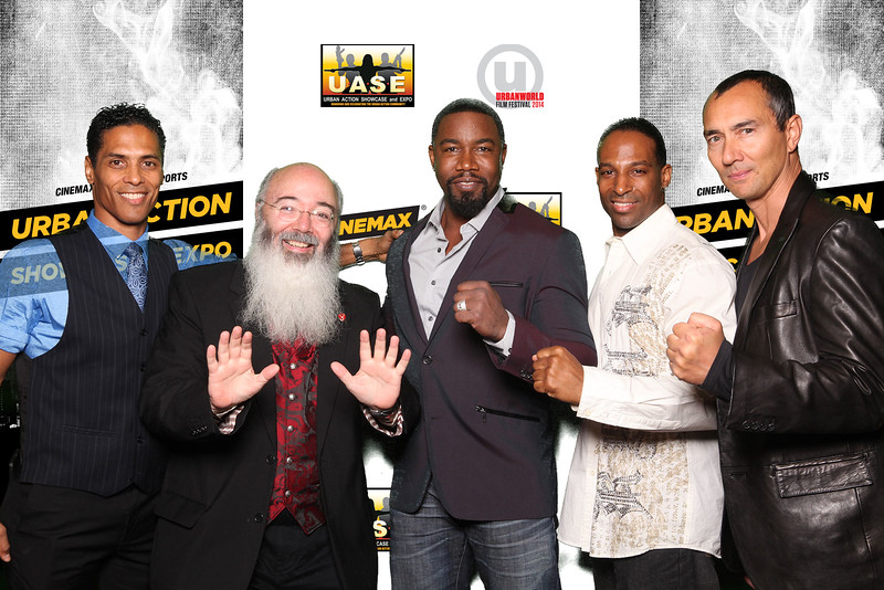 Urban Action Showcase Promo - Taimak-Ric Meyers-Michael Jai White-Demetrius Angelo-Vincent Lyn