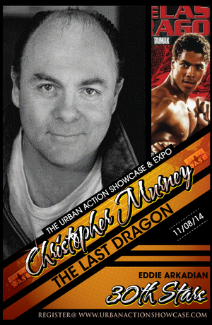 Christopher Murney Featured Guest The Last Dragon 30th Anniversary