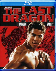 The Last Dragon 30th Anniversary Blu-Ray