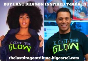 Buy The Last Dragon T-Shirts