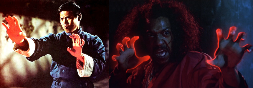 Did the Glow in Five Fingers of Death Glow inspired The Last Dragon Glow?  Sho'nuff!!!