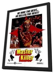 Master Killer Mover Poster