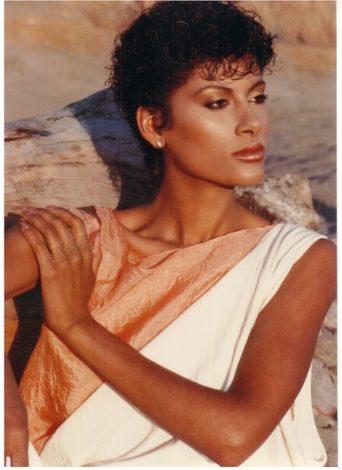 "Model DeBorah Matthews sister of Denise ""Vanity"" Matthews"