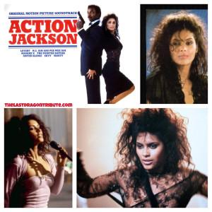 Denise Vanity Matthews Action Jackson 1988 photos