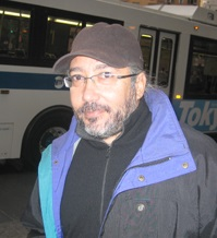 Louis Venosta, Writer of The Last Dragon