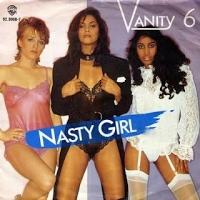 Vanity 6 - Nasty Girl - Denise Matthews