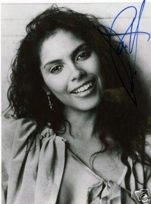 "Denise ""Vanity"" Matthews Autographed Photo"