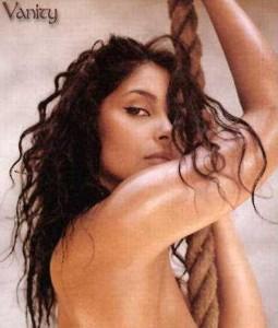 "Denise ""Vanity"" Matthews in Playboy"