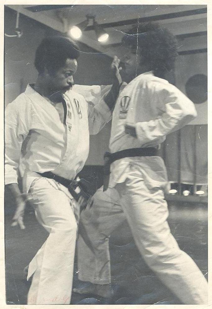 Martial Artist Chaka Zulu