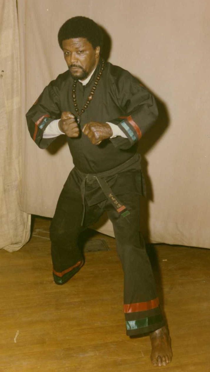 The Forgotten Fury 12 Legendary Black Martial Arts